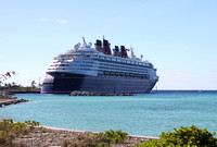 Disney Cruise Scenery